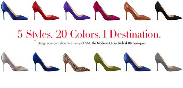 Manolo Blahnik - Made to Order